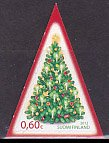 フィンランドの切手・クリスマス・ツリー・2012(セルフ糊)