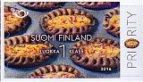 フィンランドの切手・カレリアンピーラッカ・2016(セルフ糊)