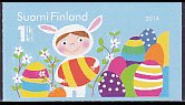 フィンランド・イースター・2014(セルフ糊)