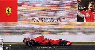 フィンランド・キミライコネンF1チャンピオン2008(2)