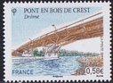 クルストの木造橋・2011