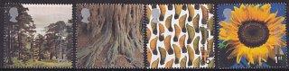 イギリス・千年紀20次・樹木・2000(4)
