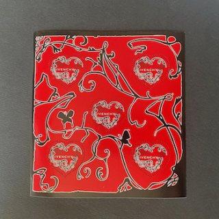 ジバンシー・バレンタイン・シート・2007