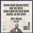 フリッツ・ロイター誕生200年・2010