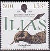 ドイツの切手・詩人フォス誕生250年・2001