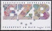 欧州中央銀行発足・1998