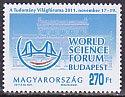ハンガリー・世界科学フォーラム・2011