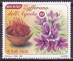 イタリアの製品サフラン・2008