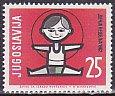 ユーゴスラビア・子ども週間・1962