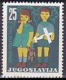 ユーゴスラビア・子ども週間・1963