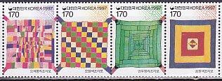 韓国・ポシャギ・1997(4)