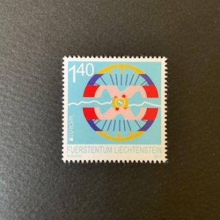 リヒテンシュタインの切手・ヨーロッパ・郵便車・2013