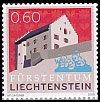 リヒテンシュタインの切手・集会場・2009