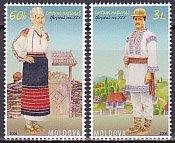 モルドバ・民族衣装・2006(4)