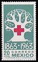 赤十字100年・1963