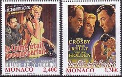 モナコ・グレースケリーの映画・切手・2014(2)