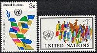 鳩と旗・1976