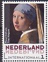 オランダの切手・Pスタンプ・マウリハイツ美術館・2014