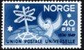 UPU加盟75年・1949