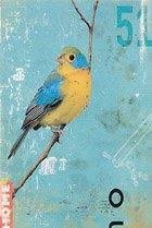 IKEA・ポストカード・鳥・5枚セット
