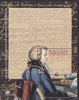 モーツァルト誕生250年・2006・S/S