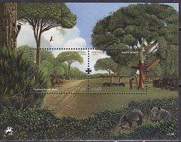ポルトガル・ヨーロッパ・森林・2011(2)S/S