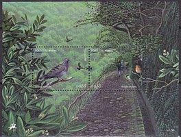 マデイラ・ヨーロッパ・森林・2011(2)S/S