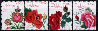 バラの刺繍・2006(4)