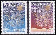 ポーランド・クリスマス切手・2009(2)