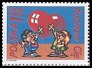 ポーランド・ラブ切手・2004