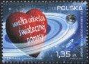 ポーランド・慈善オーケストラ・切手・2007