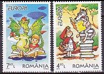 ルーマニア・ヨーロッパ・児童書・2010(2)