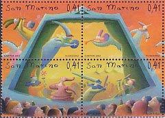 サンマリノ・人形劇・2003(4)