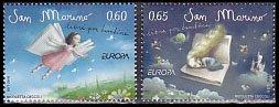 サンマリノ・ヨーロッパ・児童書・2010(2)