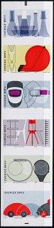 スウェーデンのデザイン・2005(5)セルフ糊