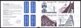 スウェーデン・建造物・切手帳・2009(6)