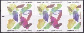 スウェーデン・種子・切手帳・2011