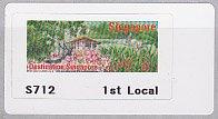 シンガポール・自動化切手・2010(セルフ糊)