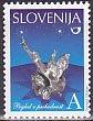 スロベニア・クリスマス切手A・2010