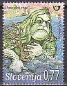 スロベニア・神話・切手・2011