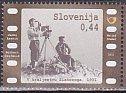 スロベニア・映画・切手・2011