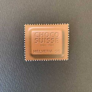 ショコ・スイス100年・2001