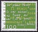 スイス・フランツ・ホーラー・切手・2010