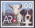 スイス・アッペンツェル・切手・2013