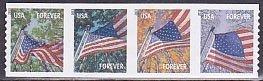 USA・星条旗・2013(4)セルフ糊