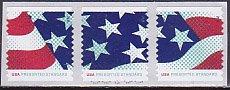 USA・星条旗・2015(3)セルフ糊