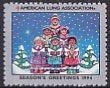 USAクリスマスシール・ 1994
