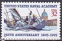 USA・海軍兵学校・1995