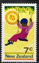 ニュージーランド・ユニセフ・1971