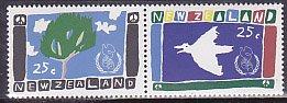 ニュージーランド・国際平和年・1986(2)